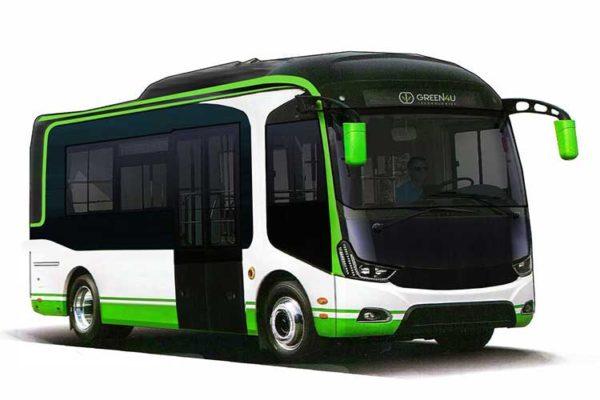 Green4U City Bus