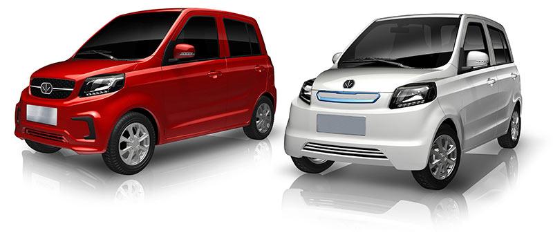 Green4U Surge Electric Vehicle