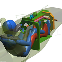 Engineering DeltaWing Racing