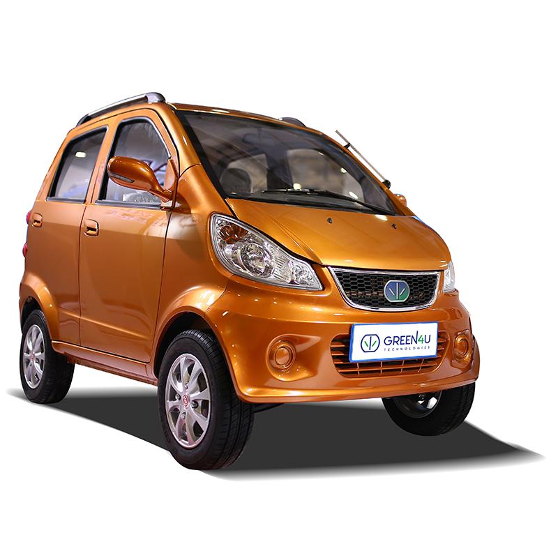 Green4U Neighborhood electric vehicle NEV 3kW