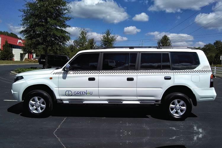 Green4U Enova Electric Vehicle