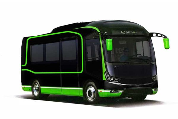 Green4U Touring Bus